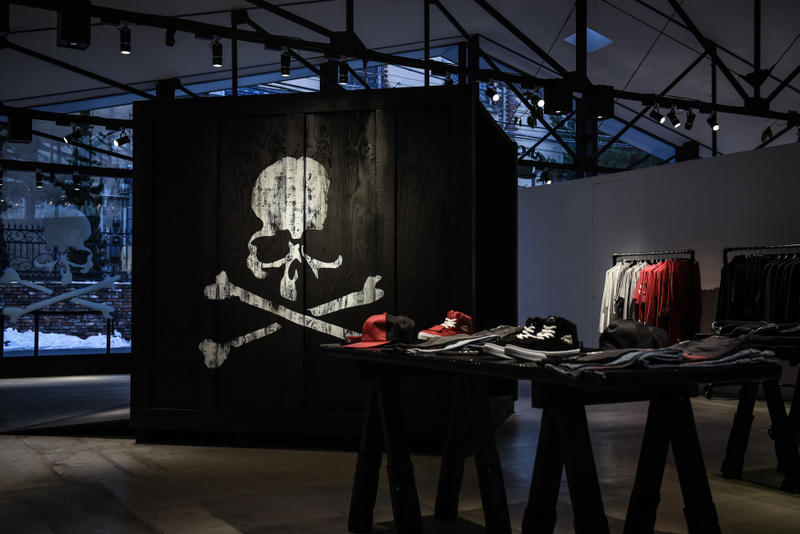 mastermind TOKYO Spring Summer 2018 Pop Up Shop Japan Vans Collaboration