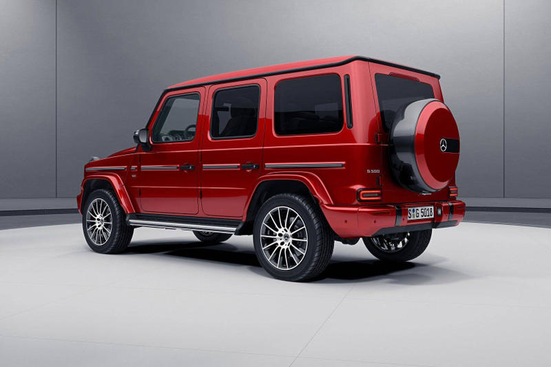2019 Mercedes Benz G Class Night Package