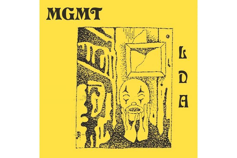 MGMT Little Dark Age Album Release Date Cover Art Tracklist Tour Dates