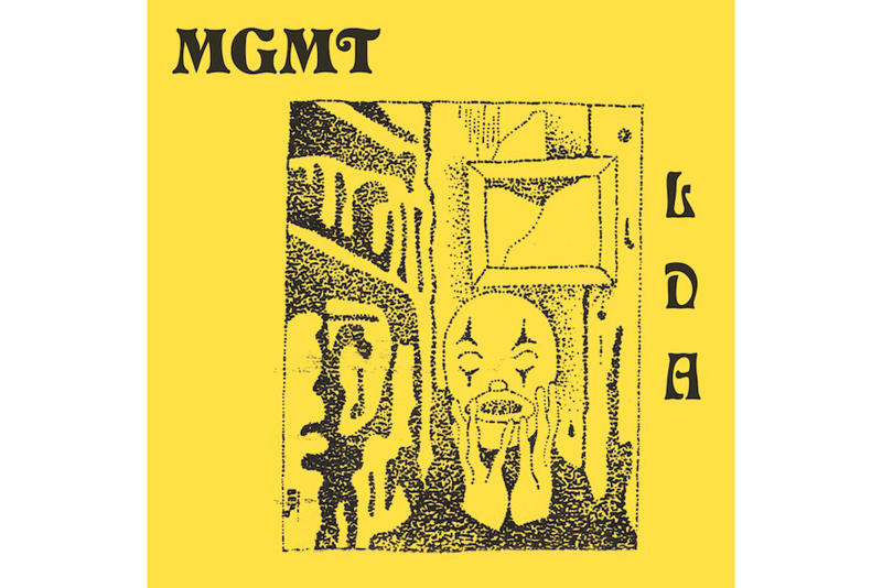 MGMT Little Dark Age Album Release Date Cover Art Tracklist Tour Dates