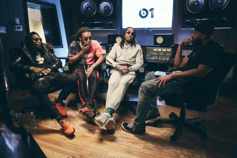 Migos Kanye West Unreleased Music Ebro Darden Beats 1