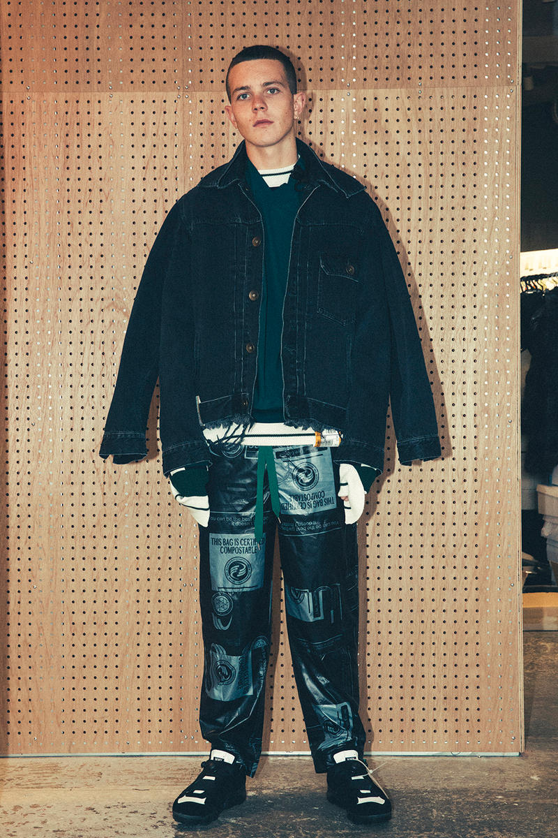 MIHARAYASUHIRO Fall Winter 2018 Collection Paris Fashion Week