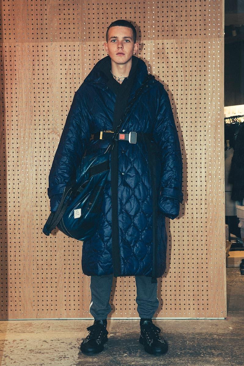 MIHARAYASUHIRO Fall Winter 2018 Collection Paris Fashion Week