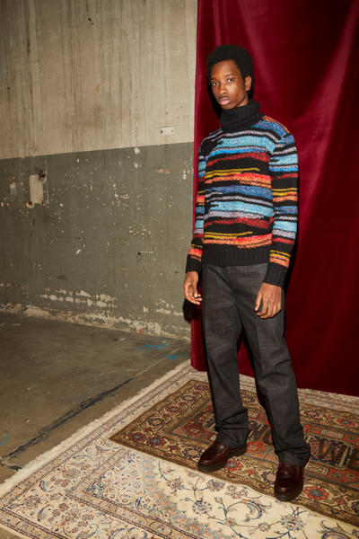 Missoni 2018 Fall/Winter Collection milan fashion week men's 2018 fall winter