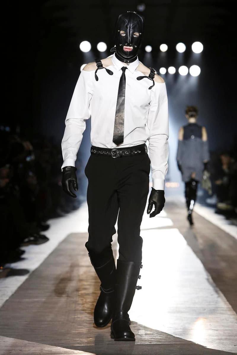 Moschino 2018 Fall/Winter Collection milan fashion week men's 2018 fall winter