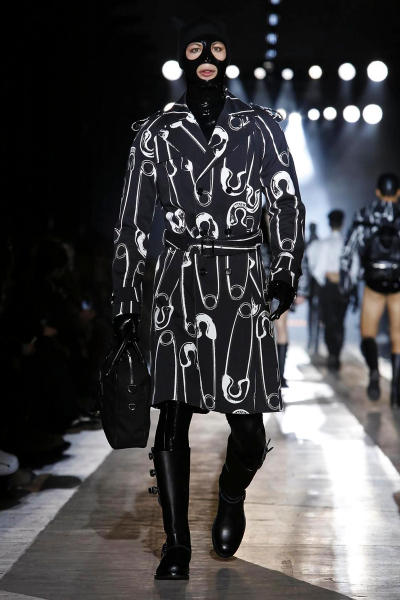 Moschino 2018 Fall/Winter Collection milan fashion week men's 2018 fall winter