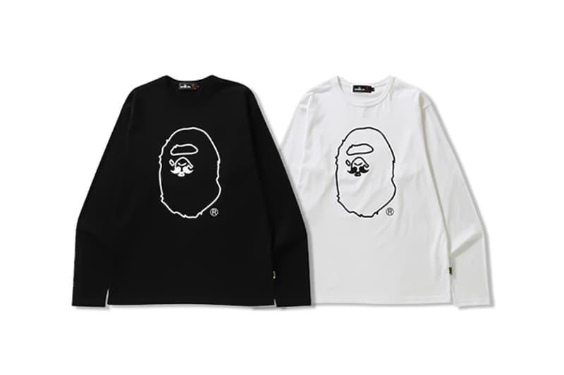a5ac8895089c BAPE A Bathing Ape Mr. Bathing Ape SpringSummer 2018 Collection Shirt  Sweater hats