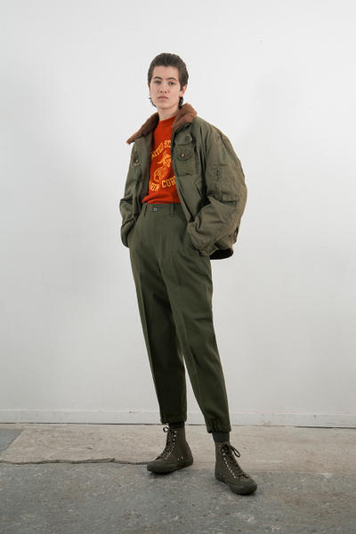 MYAR Fall Winter 2018 Collection Lookbook