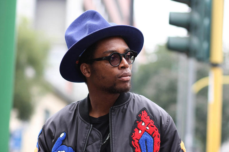 Nabile Quenum Photographer Street Style Passed Away 2018 January