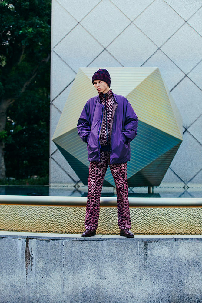 Needles 2018 Fall Winter Collection Lookbook Nepenthes Japan