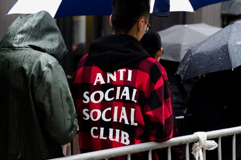 Neek Lurk Anti Social Social Club SPEEDING THRU YOU Foreshadow Records