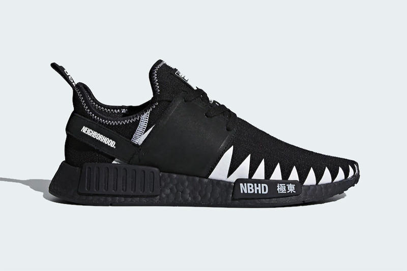 NEIGHBORHOOD x adidas Originals NMD R1 Iniki Runner BOOST Release Date