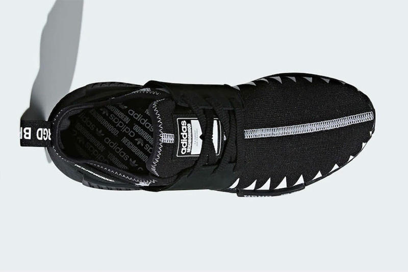 NEIGHBORHOOD x adidas Originals NMD R1 Iniki Runner BOOST Release Date