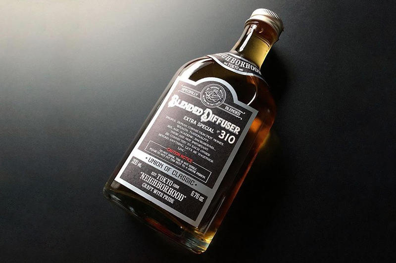 NEIGHBORHOOD Linc Original Makers Blended Diffuser No 310 Collaboration 2018 January February Release Date Info scent