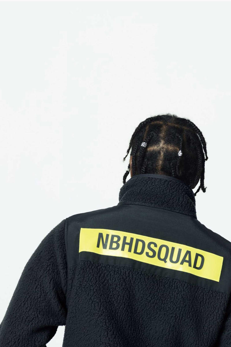 NEIGHBORHOOD Spring Summer 2018 Collection Lookbook Specimen Research Laboratory