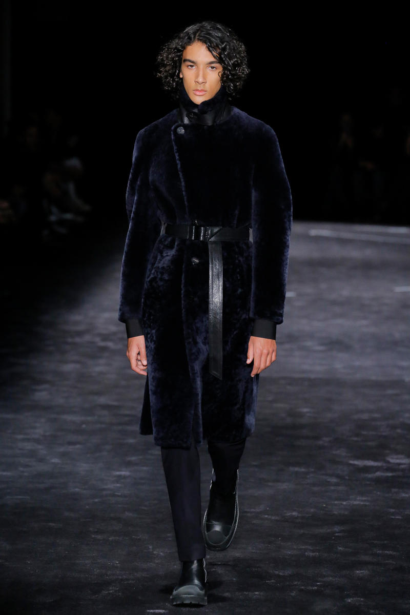 Neil Barrett Fall Winter 2018 Milan Men's Fashion Week