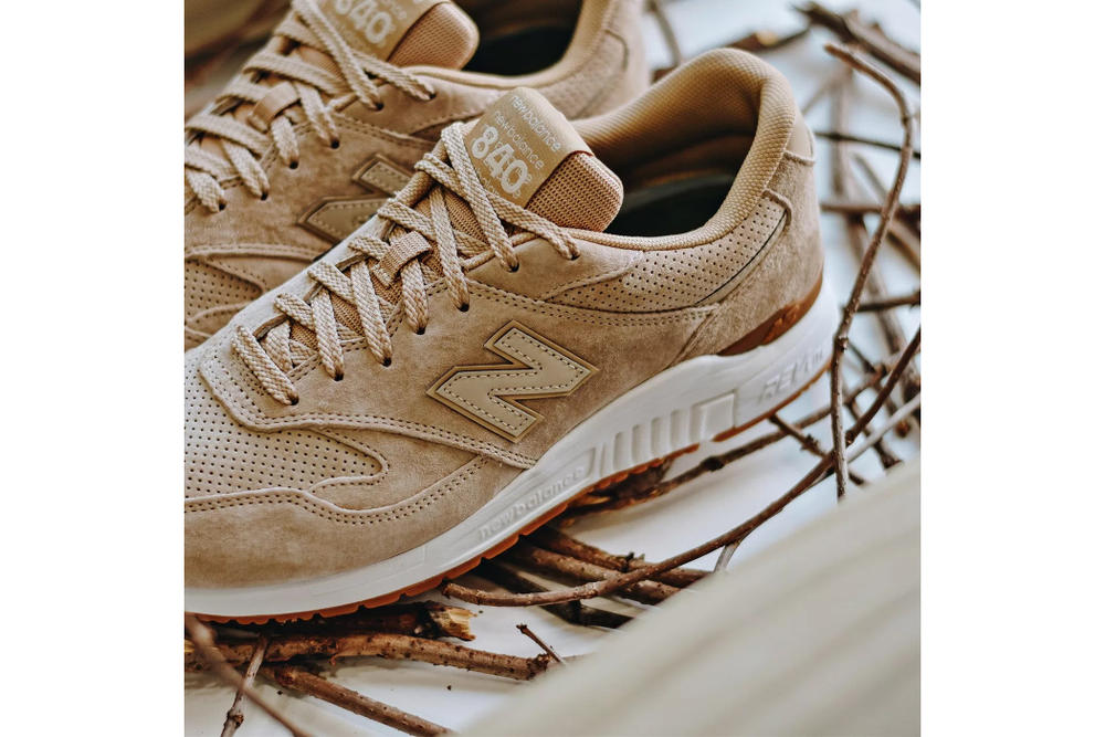 """New Balance 840 """"Tan"""" available now purchase"""