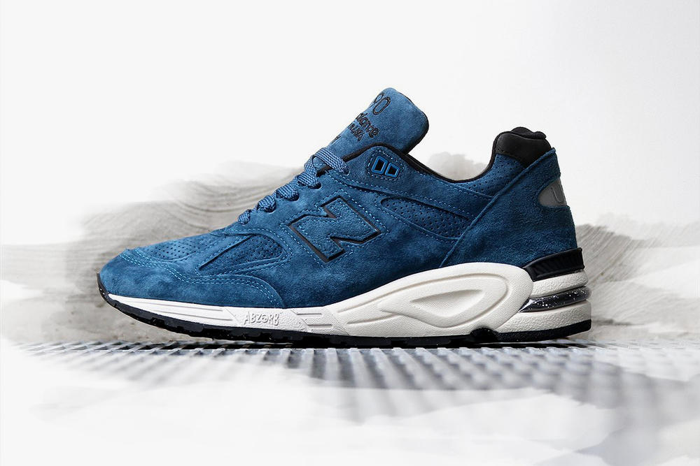 New Balance 990 Color Spectrum North Sea Moonbeam 2018 January Release Date Info Sneakers Shoes Footwear Premier