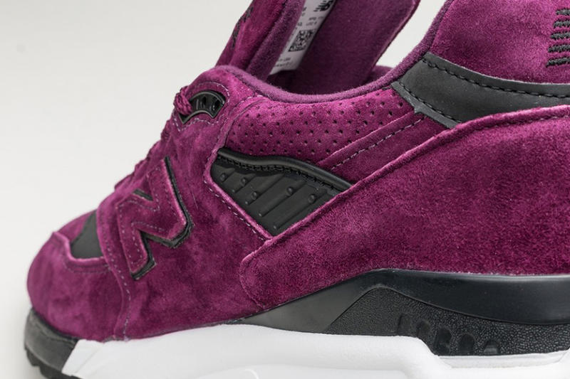 New Balance Reveals 998 Purple Suede January 15 2018 Release