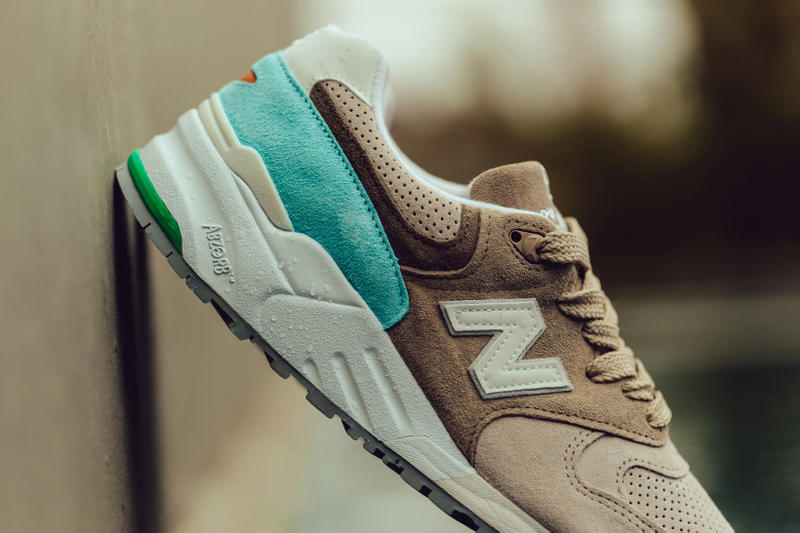 New Balance 999 Footwear Sneakers Shoes Release Date Info Drops Feature