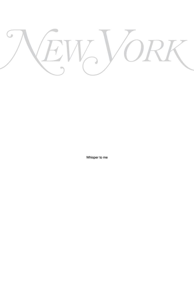 New York Magazine Mel Bochner John Giorno Alex Katz Barbara Kruger Marilyn Minter Yoko Ono Rob Pruitt Hank Willis Thomas 50 anniversary artist cover issues april 2018 Maurizio Cattelan Kerry James Marshall Rirkrit Tiravanija Will Cotton Nina Chanel Abney