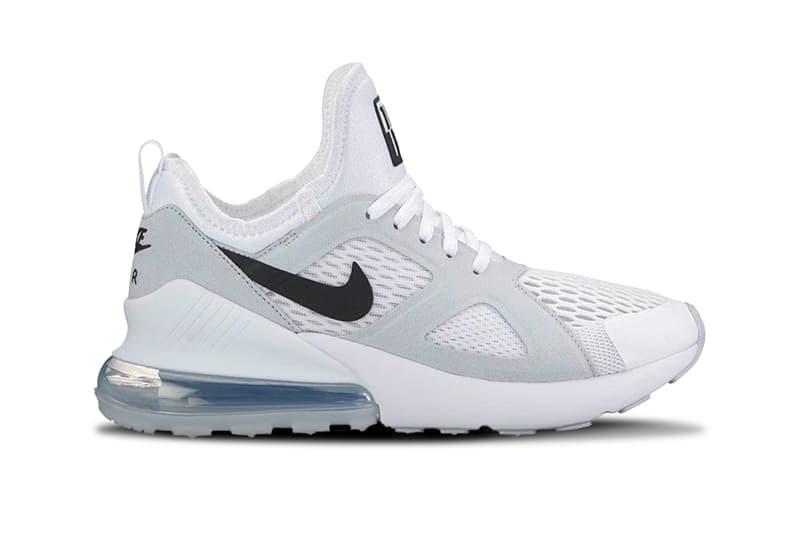 Nike Air Max 270 Black White Air 180