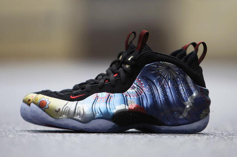 Nike Air Foamposite One Chinese New Year 2018 February Release Date Info Sneakers Shoes Footwear CNY Lunar New Year