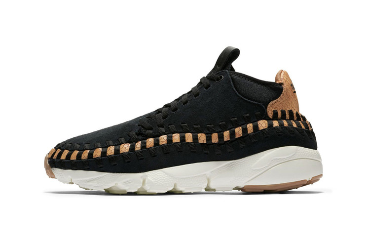 on sale 9a0c3 79d07 Nike Debuts Woven Footscape Chukka in