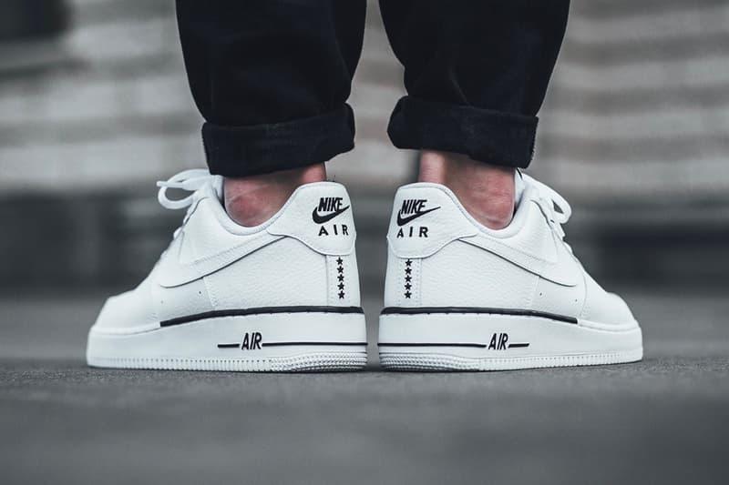 Manga Pulido acidez  Nike Air Force 1 '07 Premium White Leather | HYPEBEAST