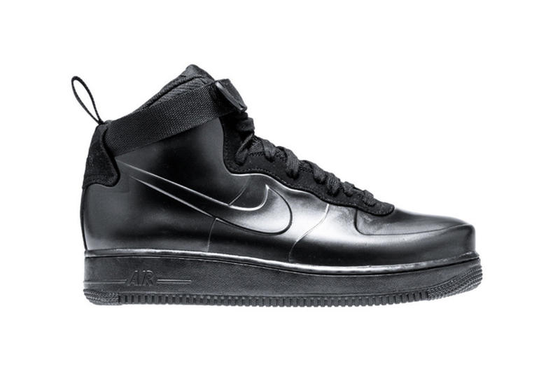 Nike Air Force 1 Foamposite Triple Black 2018 January Release Date Info Sneakers Shoes Footwear Shoe Palace