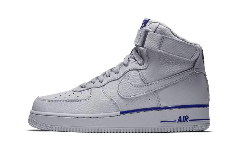 cheap for discount 0d79a 67fe8 Images of a Star-Accented Nike Air Force 1 High Surface