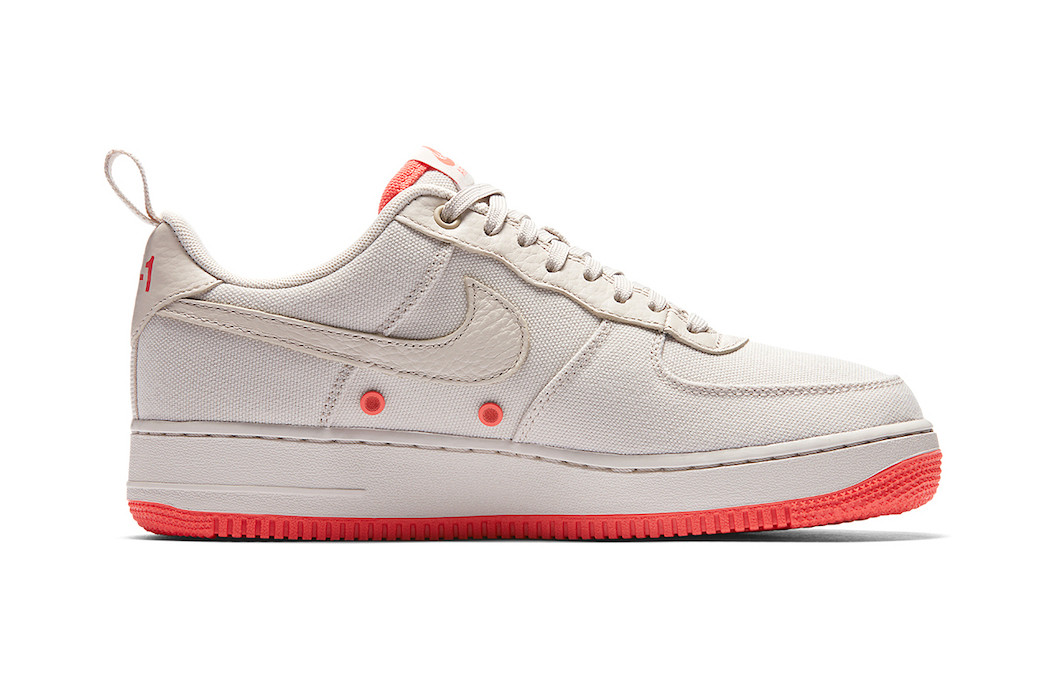 Nike Air Force 1 Low Canvas \