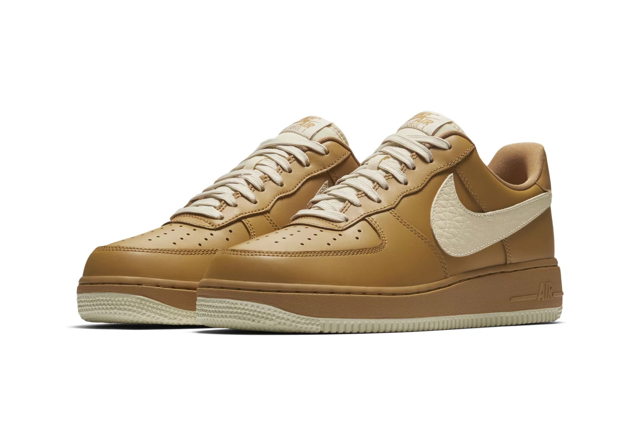nike air force 1 low beige