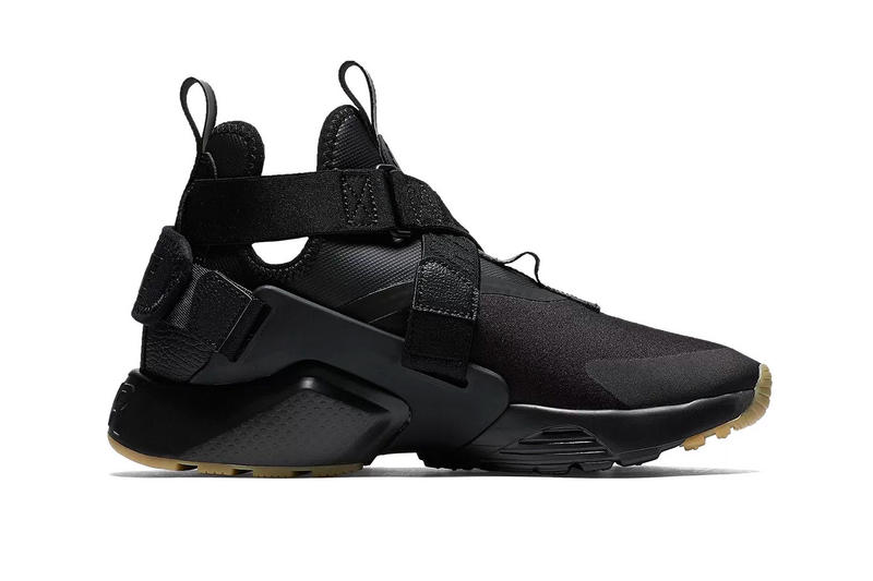 "Nike Air Huarache City ""Black/Gum"" Preview Release Info"