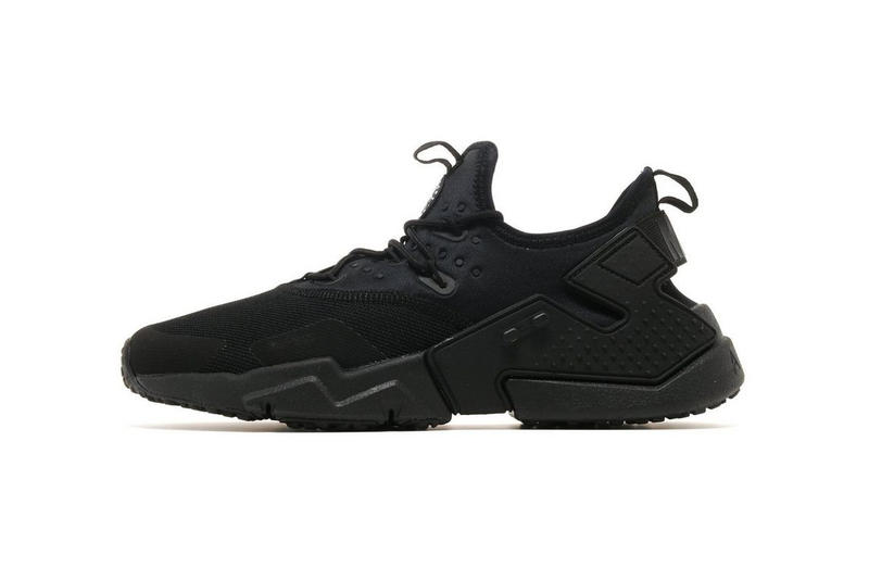 7b6a3b67960a Classic options for the modernized low-top. Nike Air Huarache Drift Olive  Green Triple Black ...