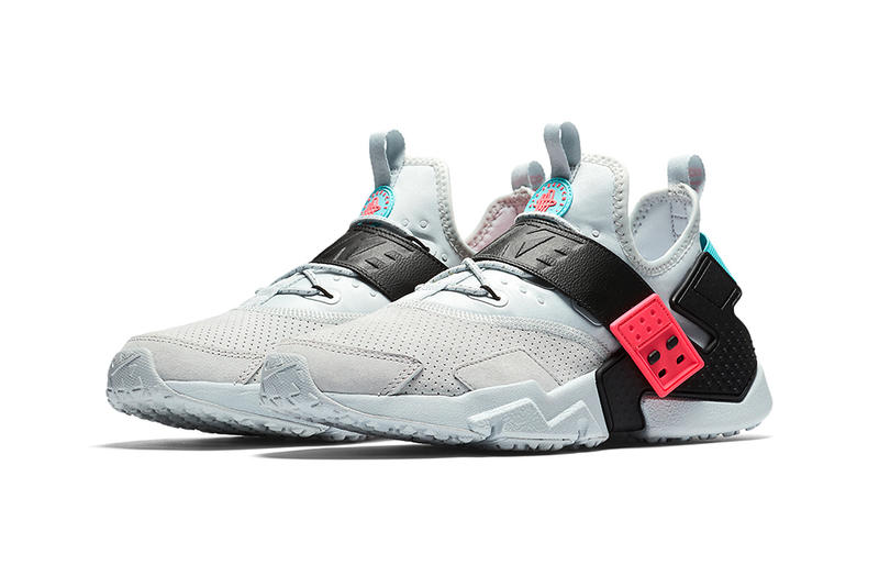 buy online 0885f 38ba6 Drawing from the lauded LeBron colorway. Nike Air Huarache Drift South Beach.  1 of 4. Nike. Nike Air Huarache Drift South Beach