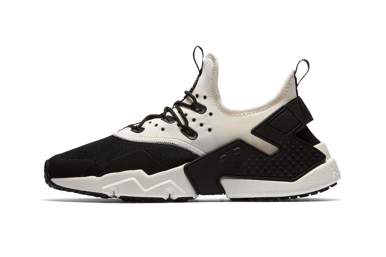 Nike Air Huarache Drift Black/White