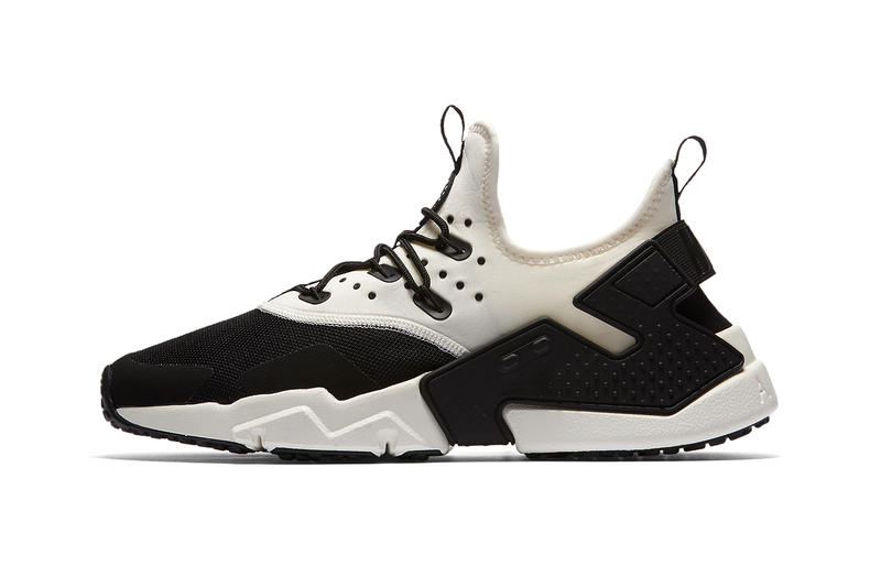 Nike Air Huarache Drift White Black Release Date Info Drops January 25 2018