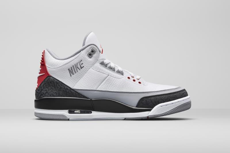 0efe0578d76e Nike Air Jordan 3 Prototype Tinker Hatfield Sketch