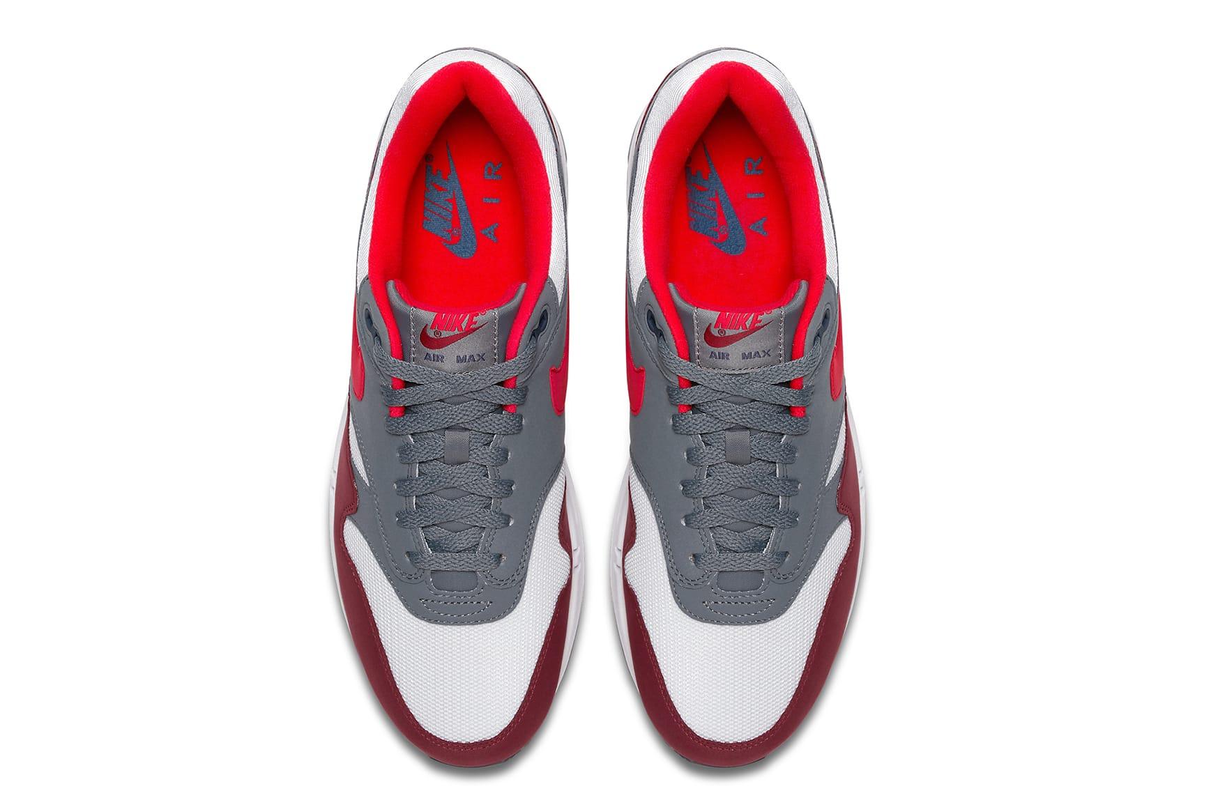 Nike Air Max 1 Mixes Dark \u0026 Infrared