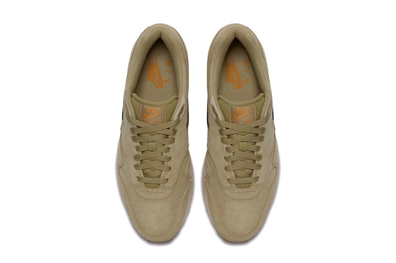 Nike Air Max 1 Jewel Gold Desert Sand January 12 Release Date Purchase