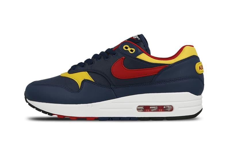 Nike Air Max 1 Snow Beach Footwear Sneakers Shoes