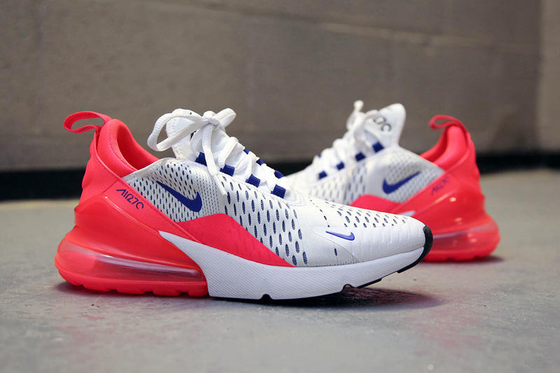 differently 5a36a dc378 Nike Air Max 270