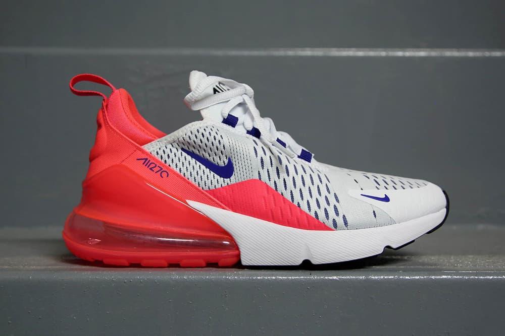 """Nike Air Max 270 """"Ultramarine"""" release date closer look purchase"""