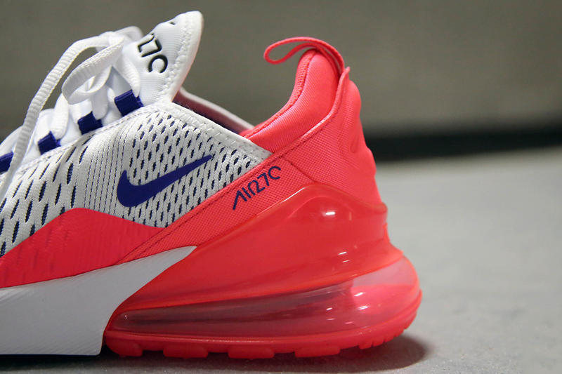"Nike Air Max 270 ""Ultramarine"" release date closer look purchase"