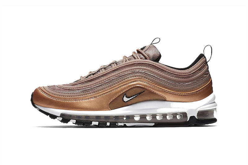 newest 5ba24 4e89c Nike Air Max 97  Eternal Future  Release Date  Black Anthracite   Desert