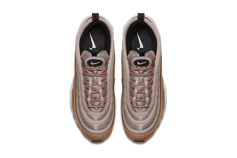 Nike Air Max 97 Metallic Red Bronze Desert Dust White Black January 13 Release