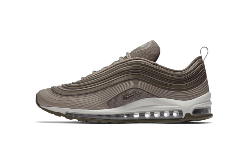 81fc4008a0a5 Nike Air Max 97 Ultra Neutral Khaki 2018 January Release Date Info Sneakers  Shoes Footwear