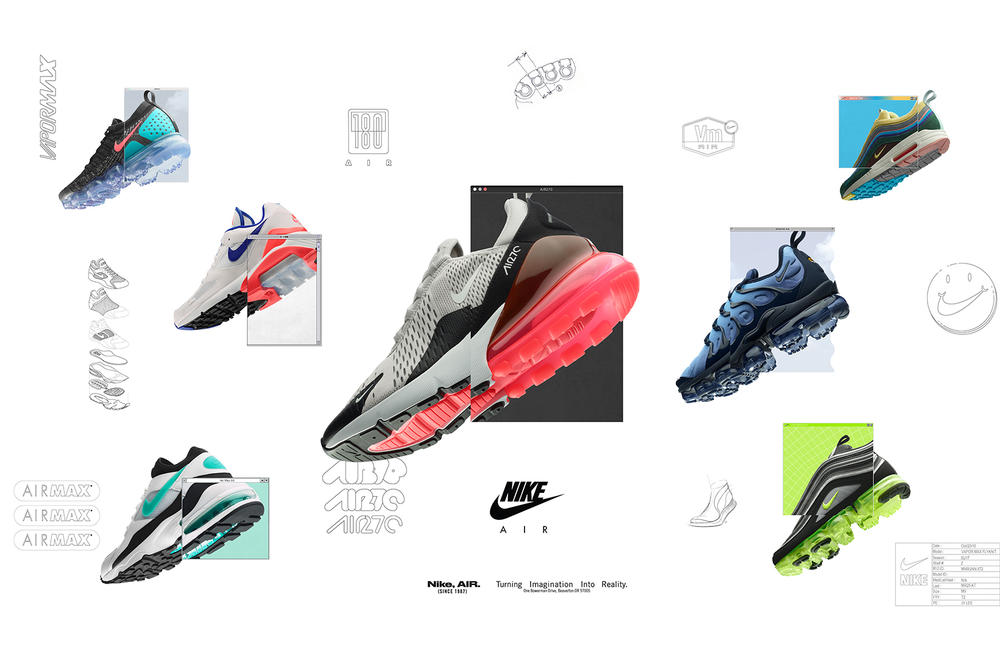 Nike Air Max Day 2018 lineup Nike Air Max 180 Nike Air Max 93 Nike Air Max Tn Nike Air Vapormax Nike Air Vapormax Plus Nike Air Max 270 Nike Air Vapormax 97 Nike Vapormax Flyknit 2 Nike Air Max 1 97 SW Vote Forward footwear SNKRS Release Date Info Drops January 25 February 2 March 26