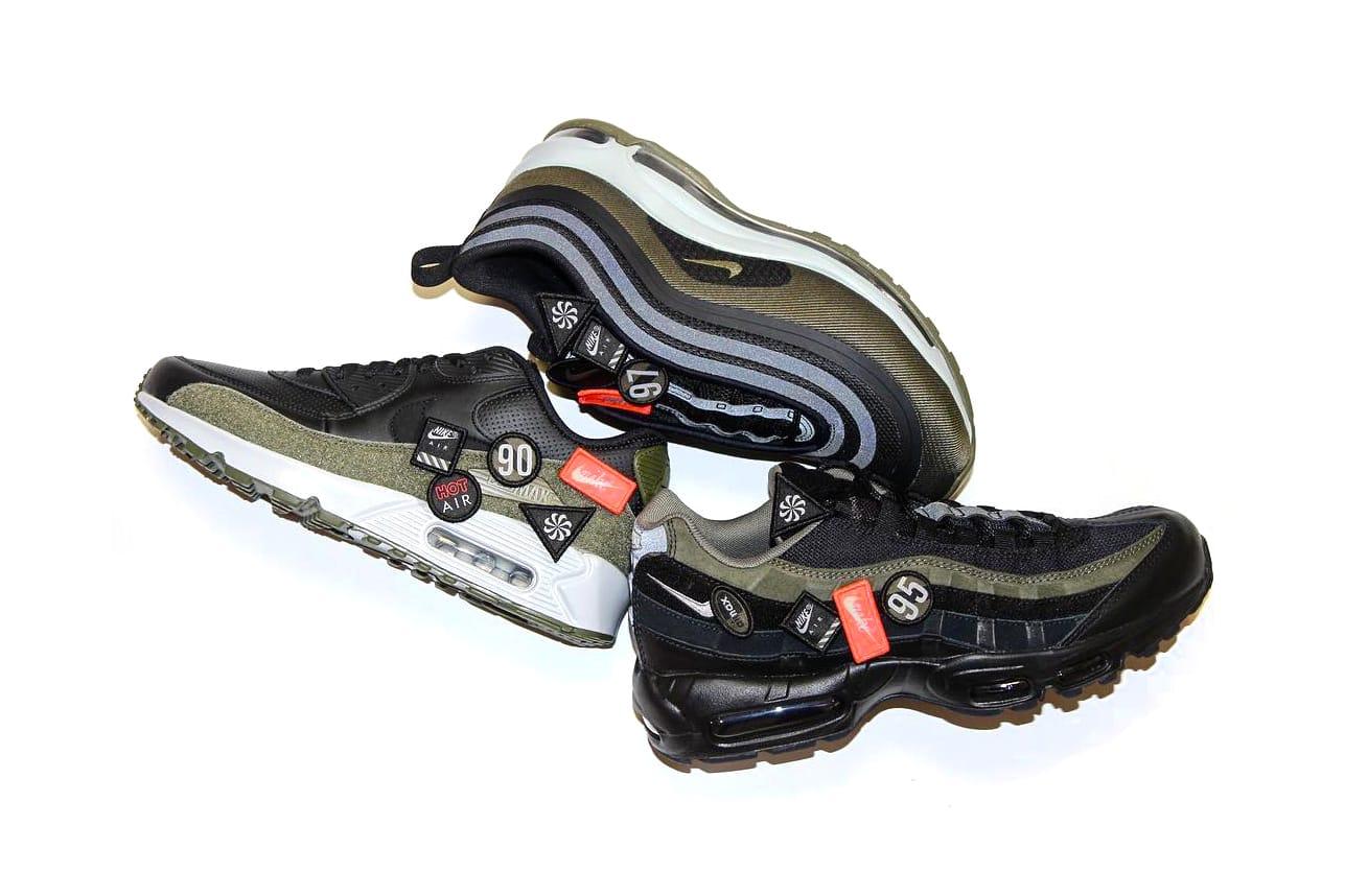 Nike Air Max HAL Pack Release Date